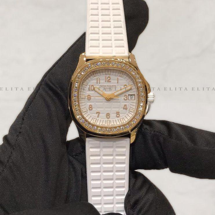 Aquanaut Luce 5068R-010 White Dial
