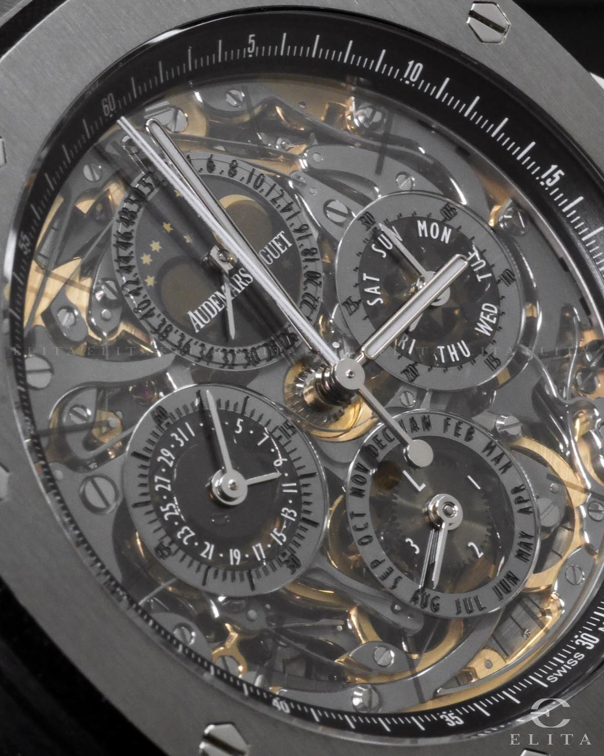 Royal Oak Grande Complication 26065IS.OO.1105IS.01 Titanium
