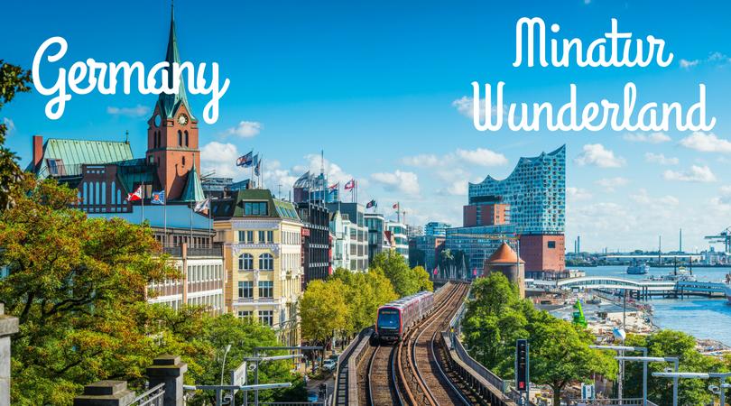 Germany Minatur Wunderland