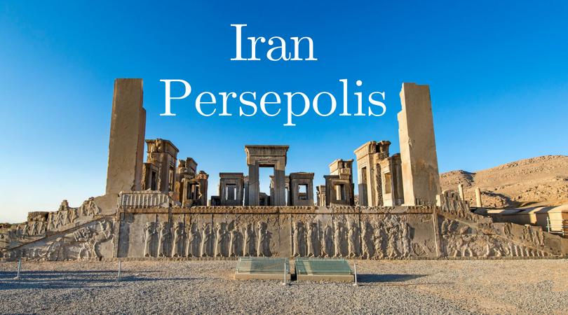 Iran Perspolis