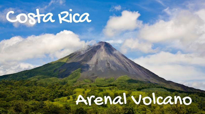 Costa Rica Arenal Volcano