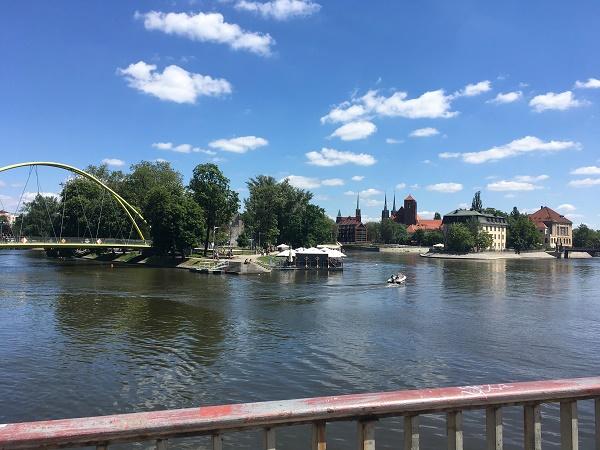 Wroclaw Bridge