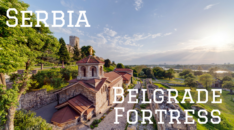 Serbia Belgrade Fortress