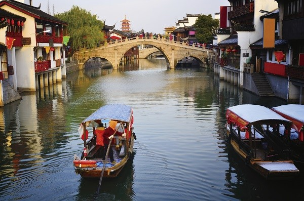 Chinese Water Town