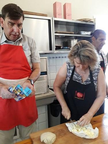 Cooking Crespina