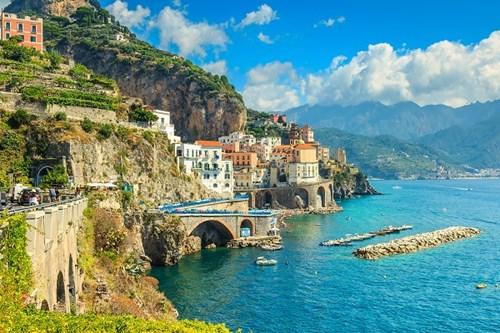 Amalfi Harbour