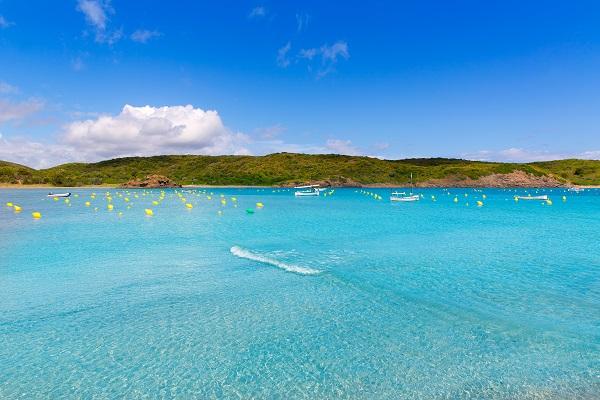 Es Grau Beach Menorca