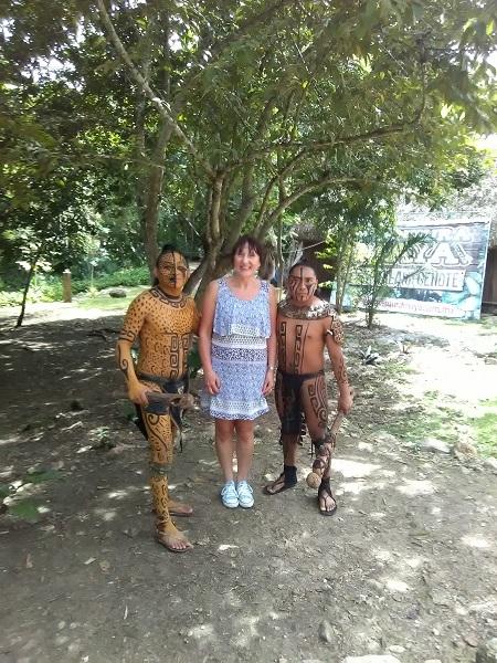 Mayan Tribesmen