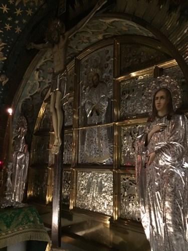 Belinda and Jesus