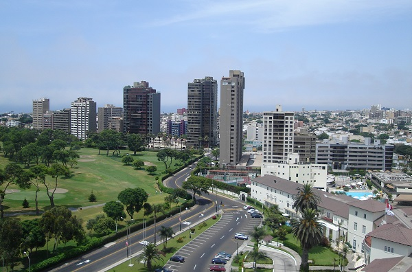 San Isidro Lima