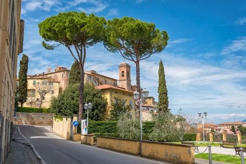 Lari Tuscany