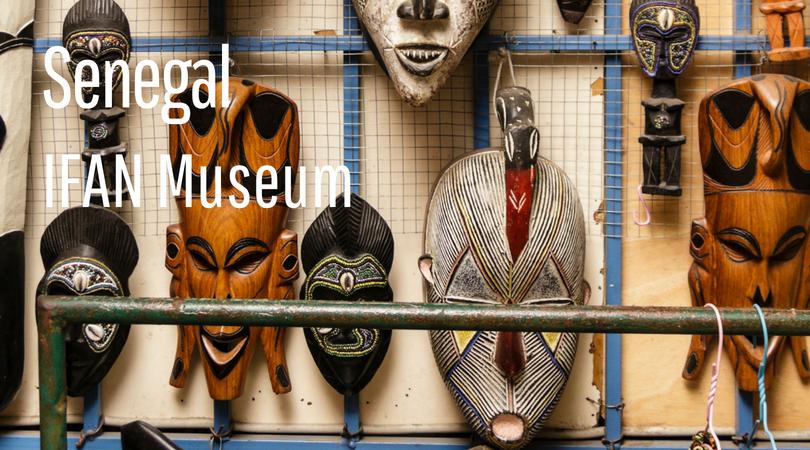 Senegal IFAN Museum