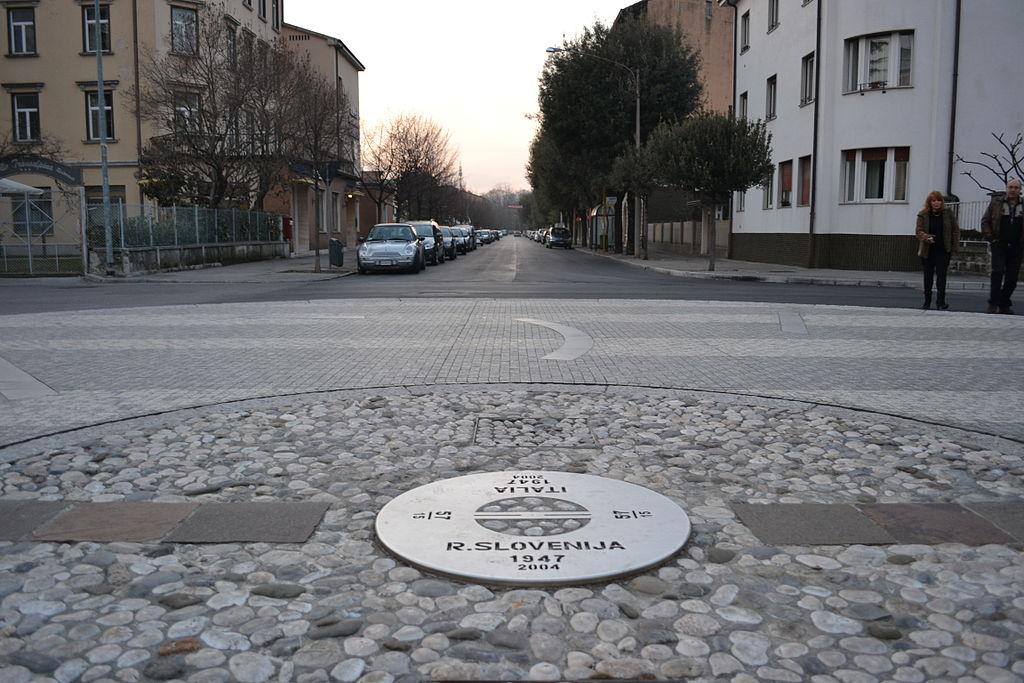 Transalpine Square Gorizia