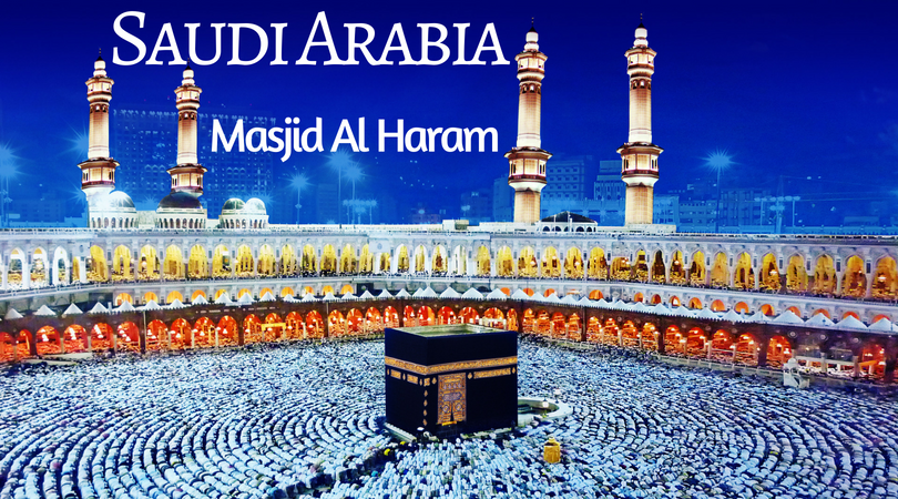Saudi Arabia, Masjid Al Haram