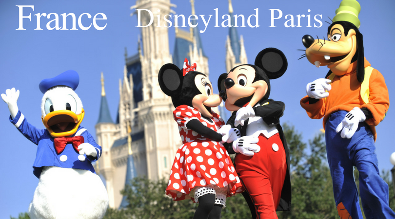 France Disneyland Paris