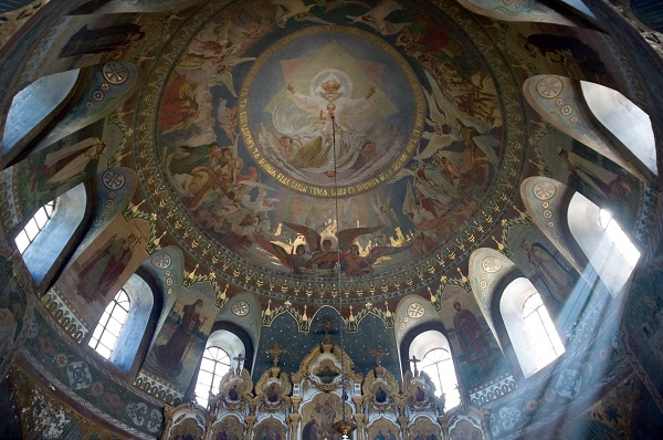 Russian Church Dome