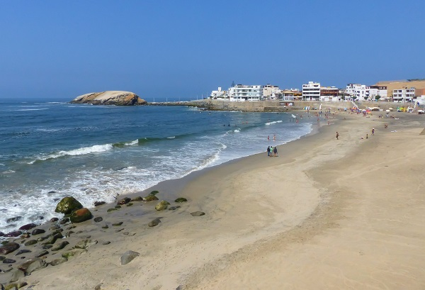 Punta Hermosa Beach