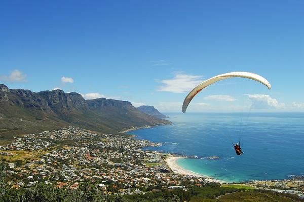 Paragliding Cape Town