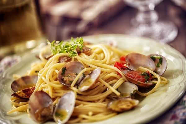 Spaghetti Dish