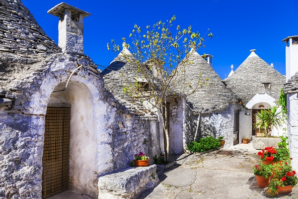 Alberobello Trulli Houses