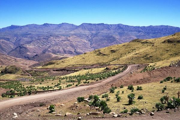 Ras Dashen Simien Mountains