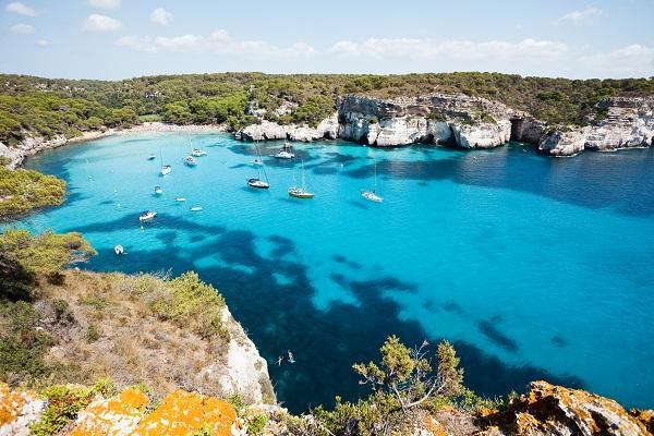 Macarella Beach Menorca