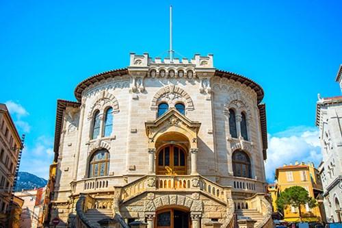 Courthouse, Monaco