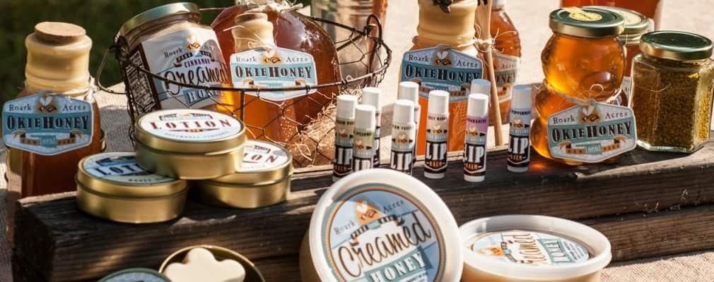 Roark Acres Honey Farms