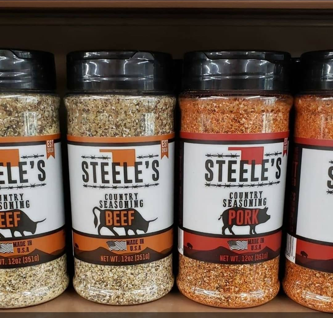 Steele's Country Seasoning