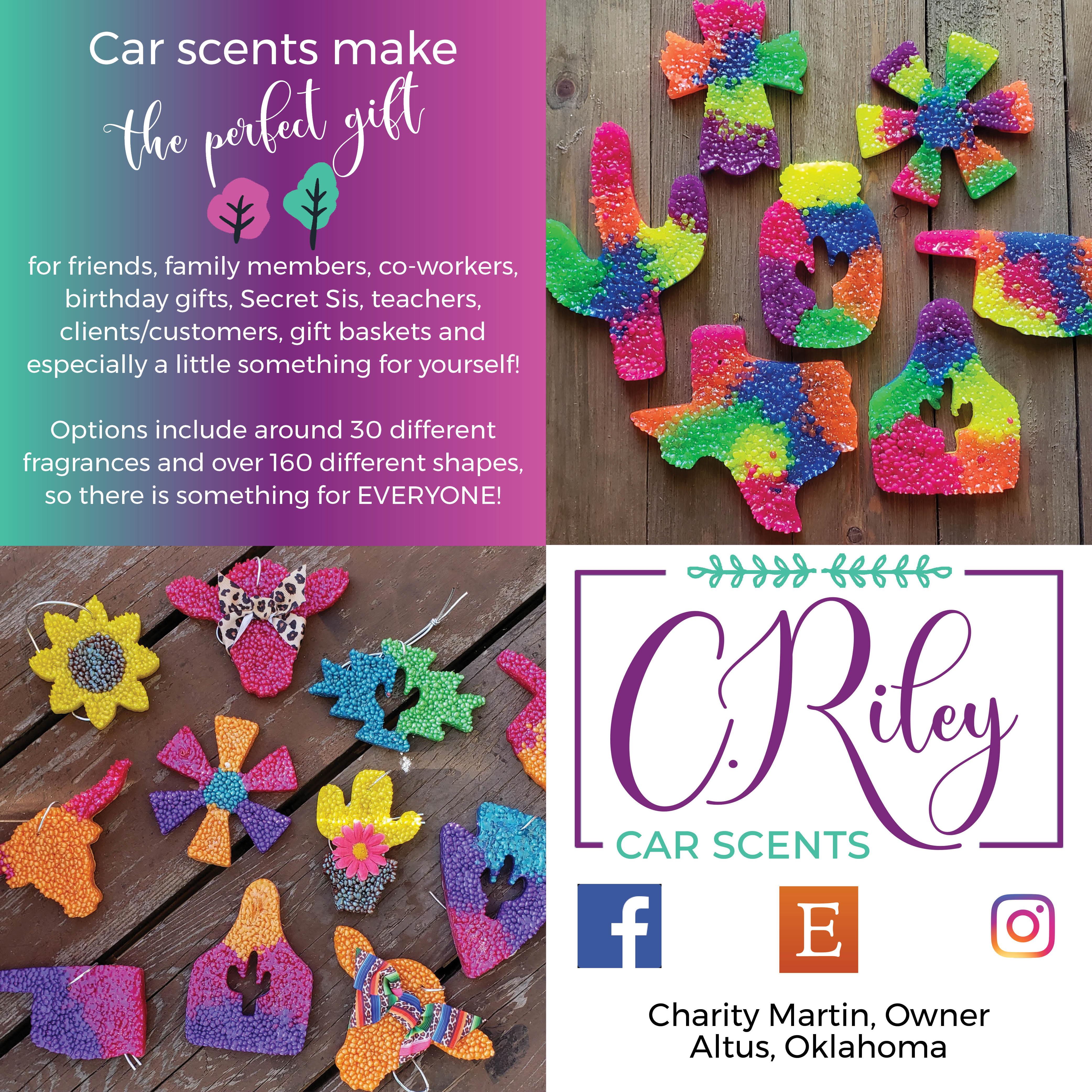C. Riley Car Scents