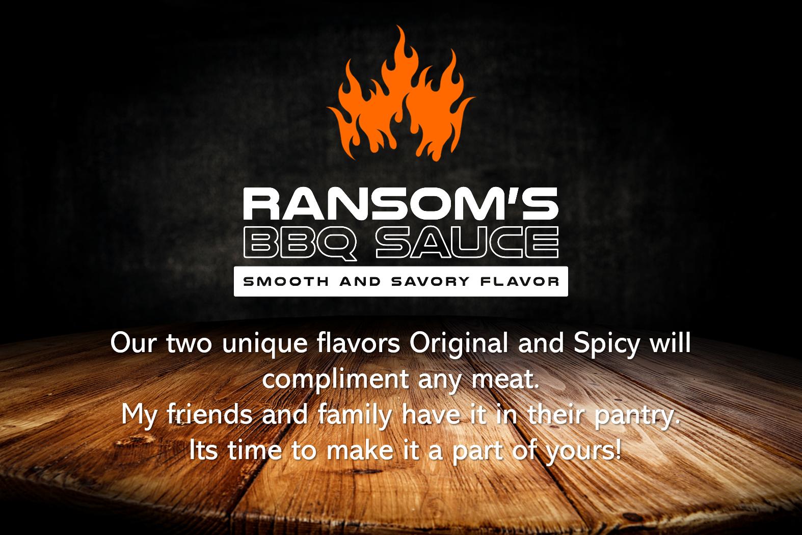 Ransom's BBQ LLC