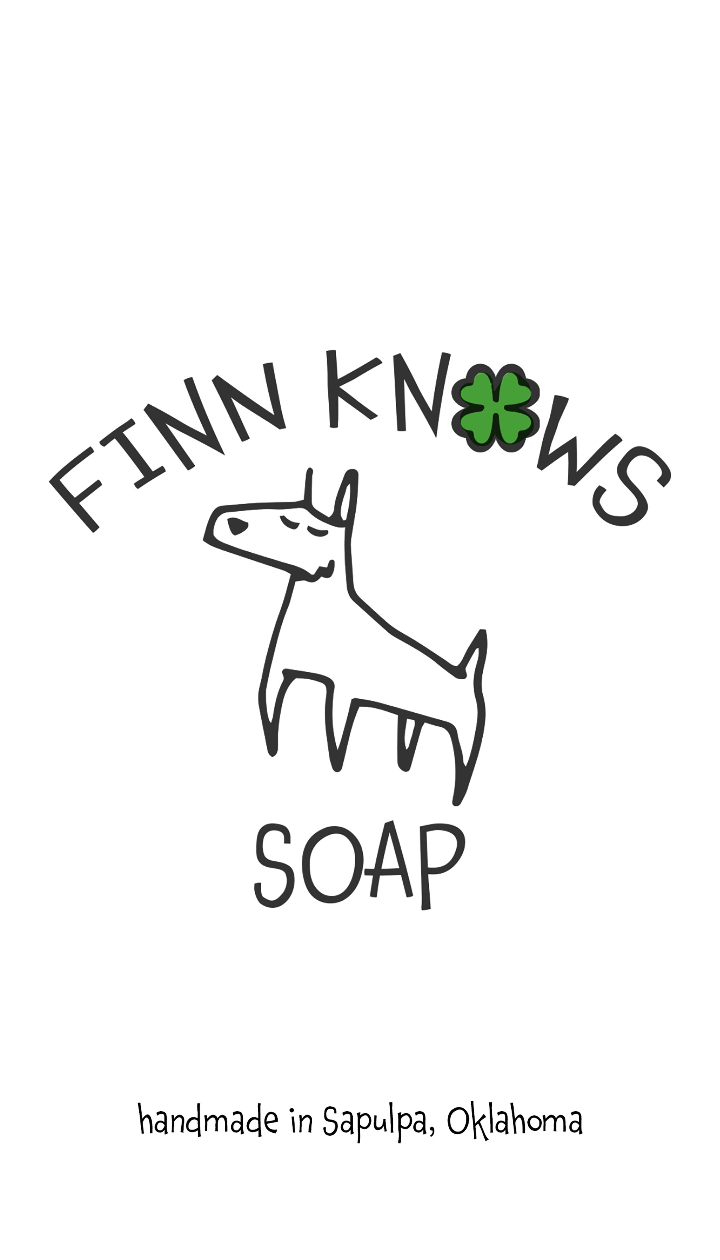 Finn Knows Soap