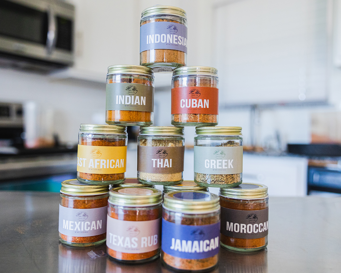 Nourished Roots Spice Co.