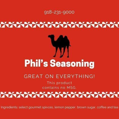 Phil's Seasoning