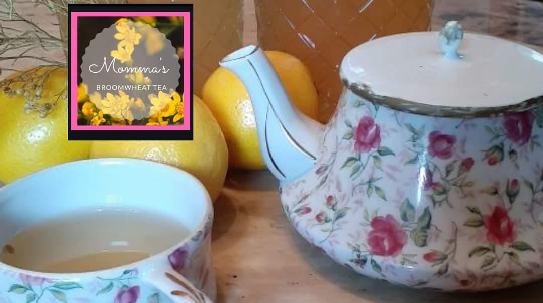 Momma's Broomwheat Tea