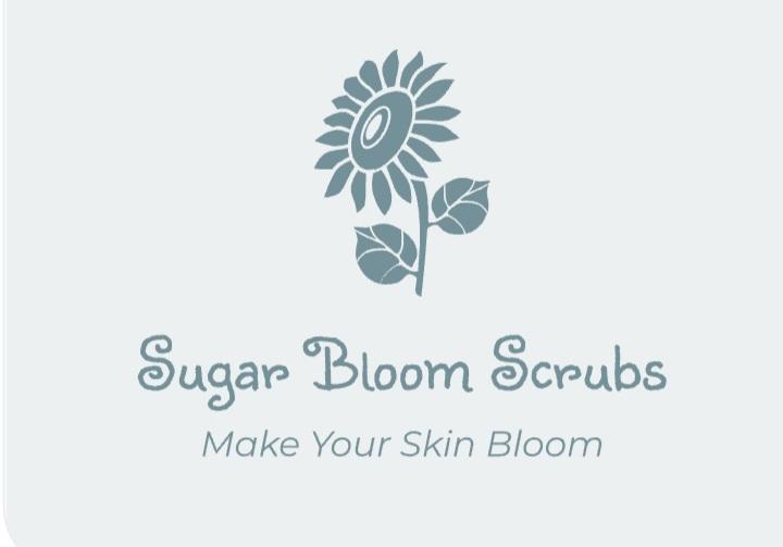 Sugar Bloom Scrubs
