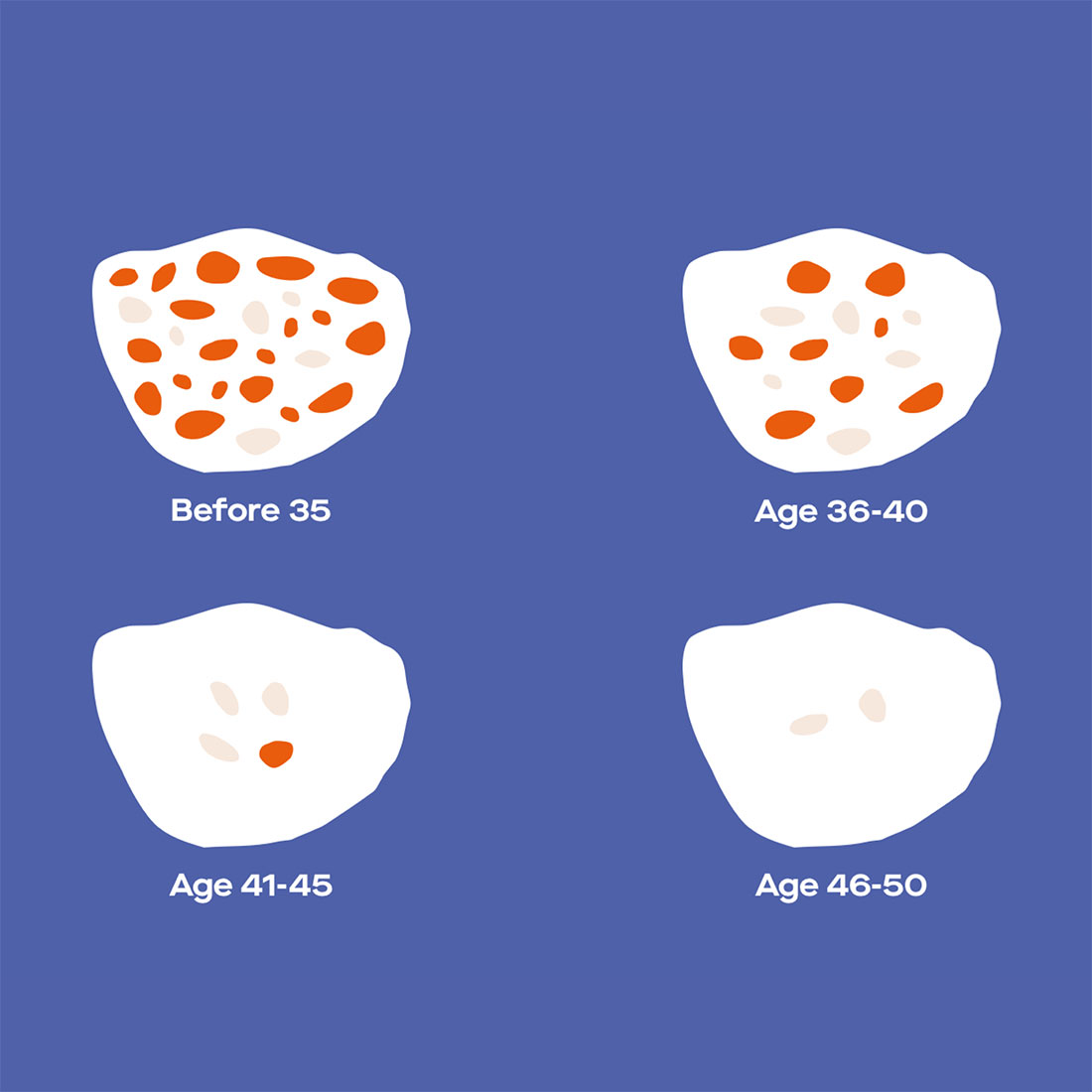 Egg quality by age