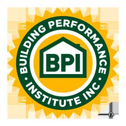 BPI Certified Professional or BPI GoldStar Contractor