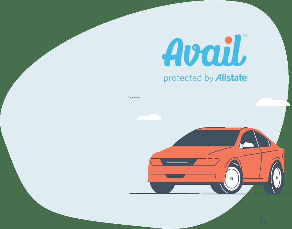 Car sharing insurance