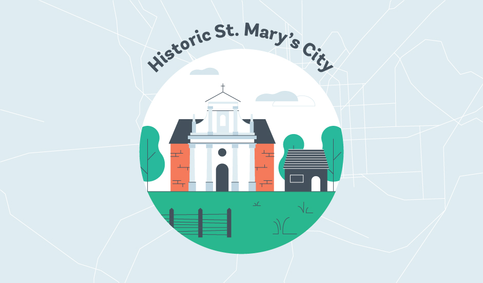 Historic St. Mary's City Graphic