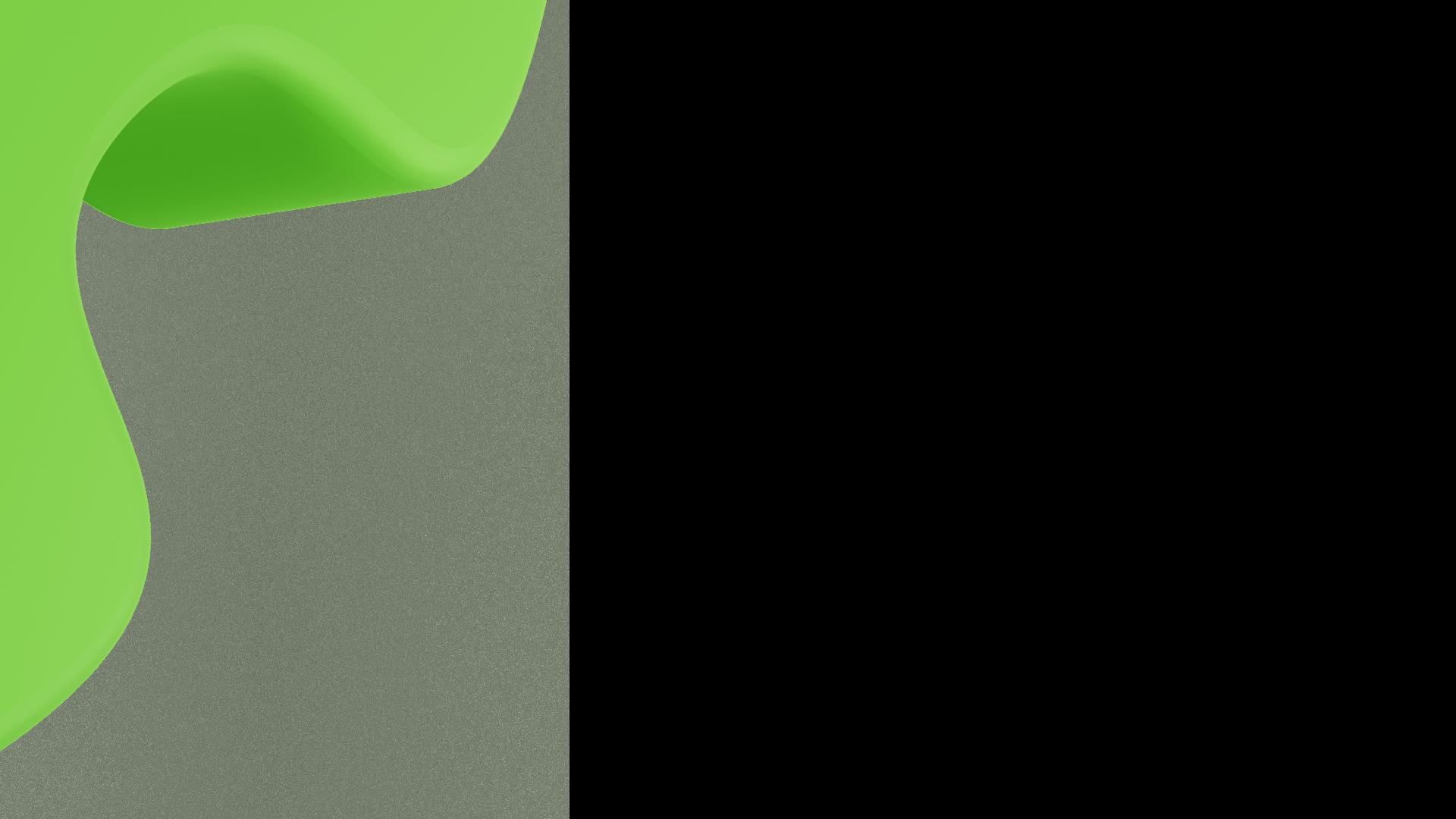 AireLogic Green 3D Green cog
