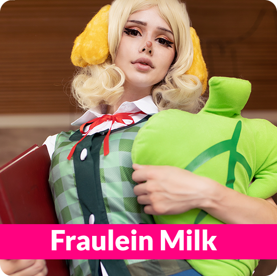 Fraulein Milk naughty photos