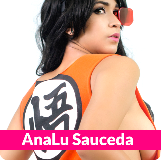 AnaLu Sauceda naughty photos