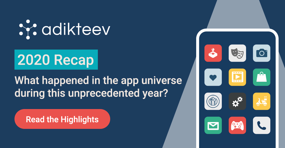 Check out 2020's recap in the app industry and learn more about what we expect in the year to come.