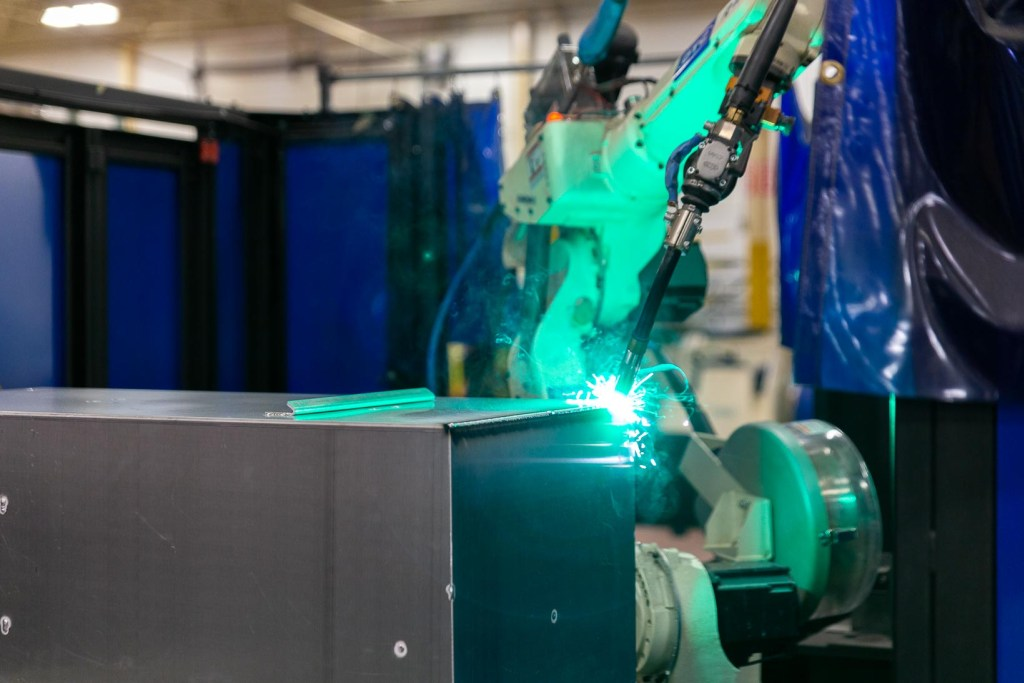 Otc Welding Robot Everything You Need To Know About The Otc Fd V6 Welding Robotic System