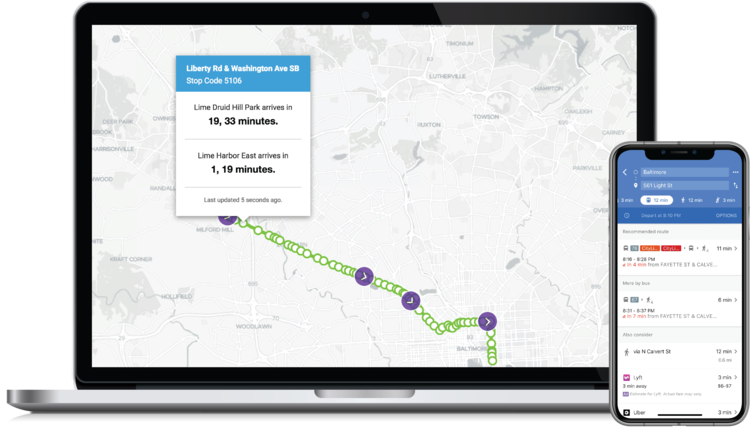 Mobility Platform Delivers Real-Time Predictions