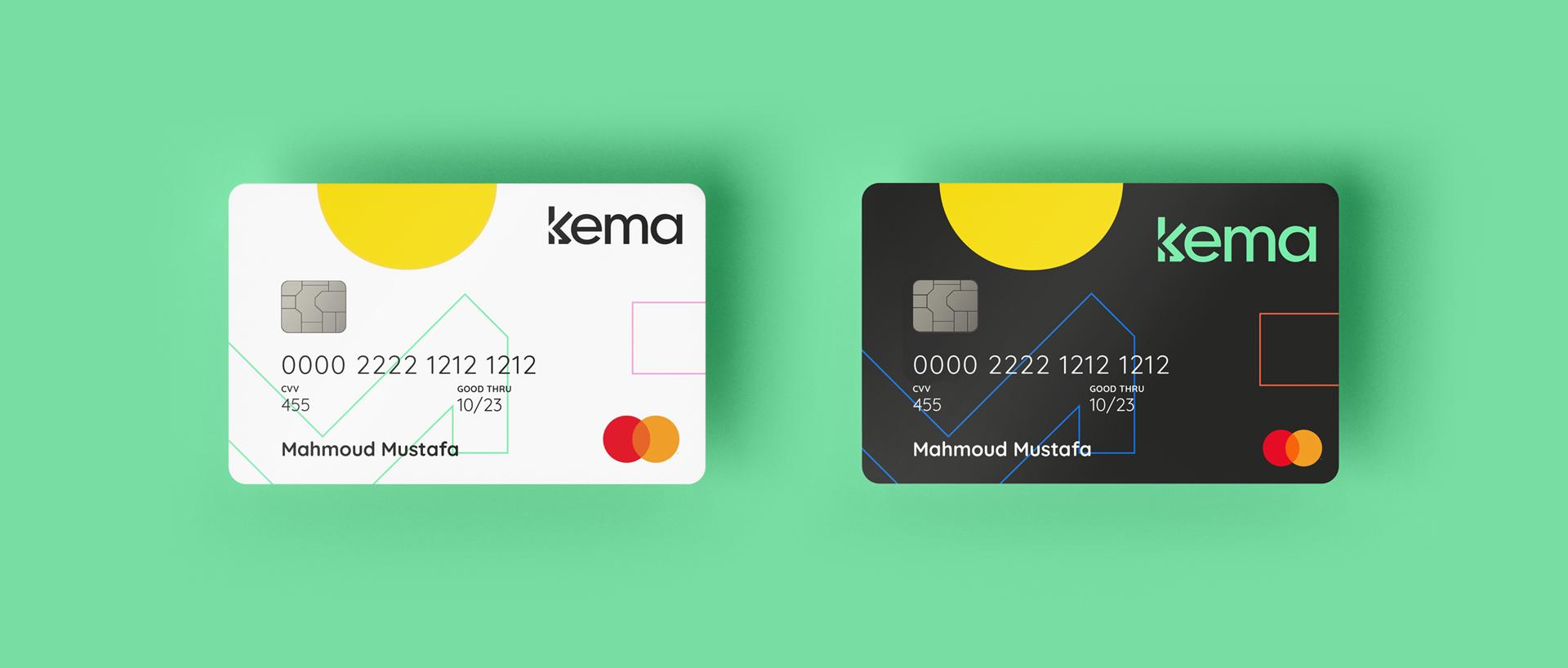 Kama debit corporate cards