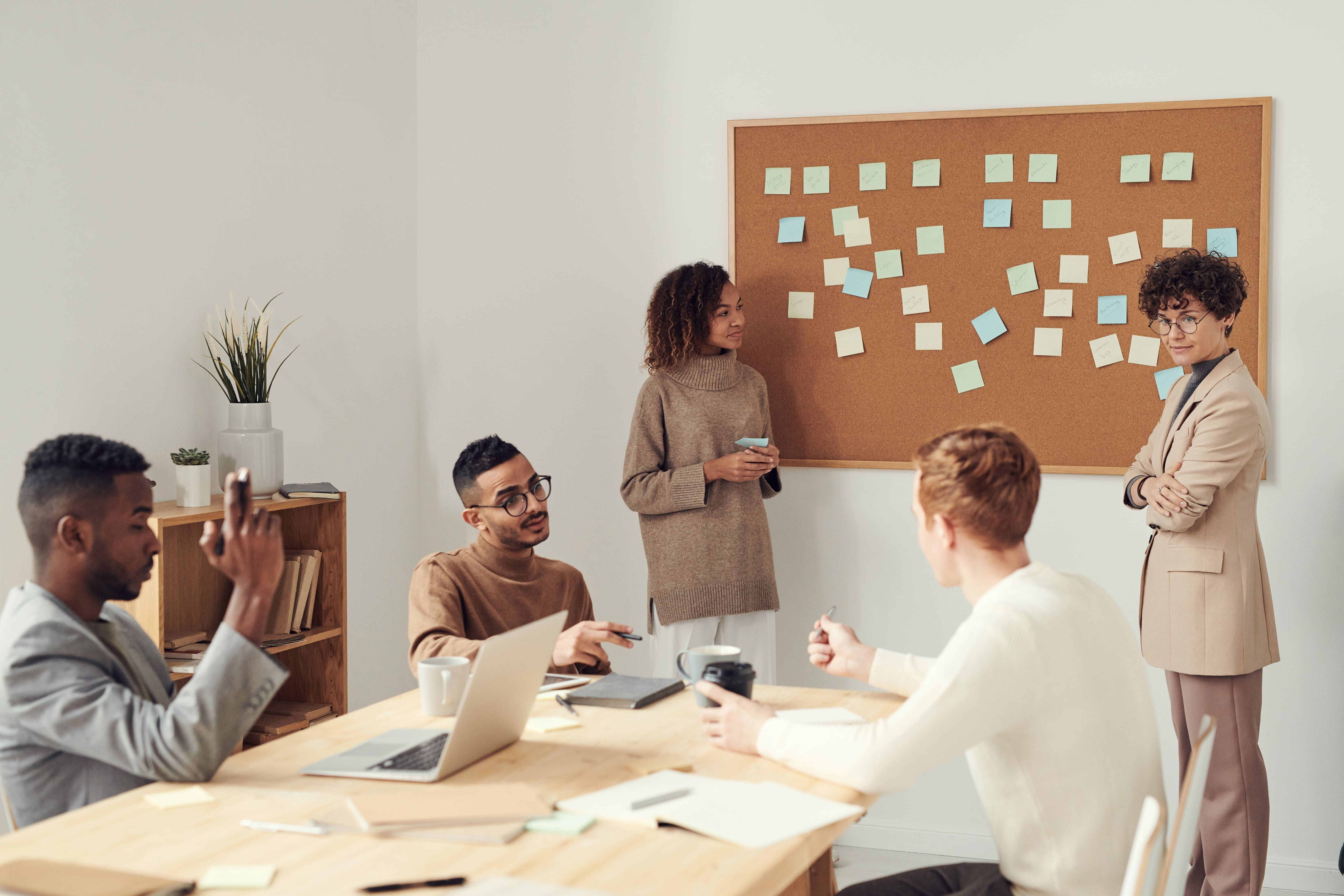 7 Competitive Advantages of Managed Teams