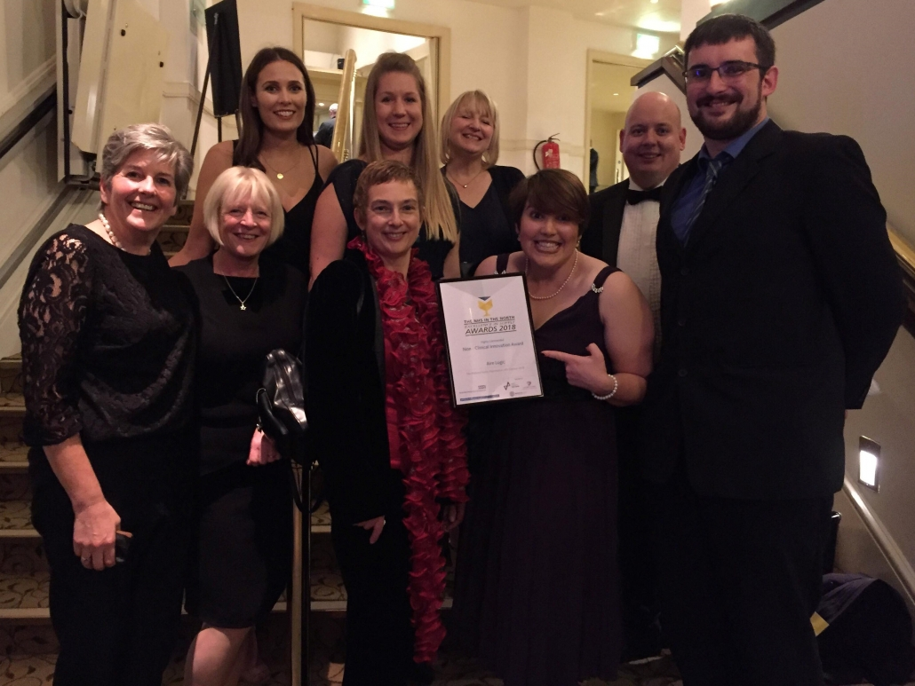 NHS Awards win for Aire Logic