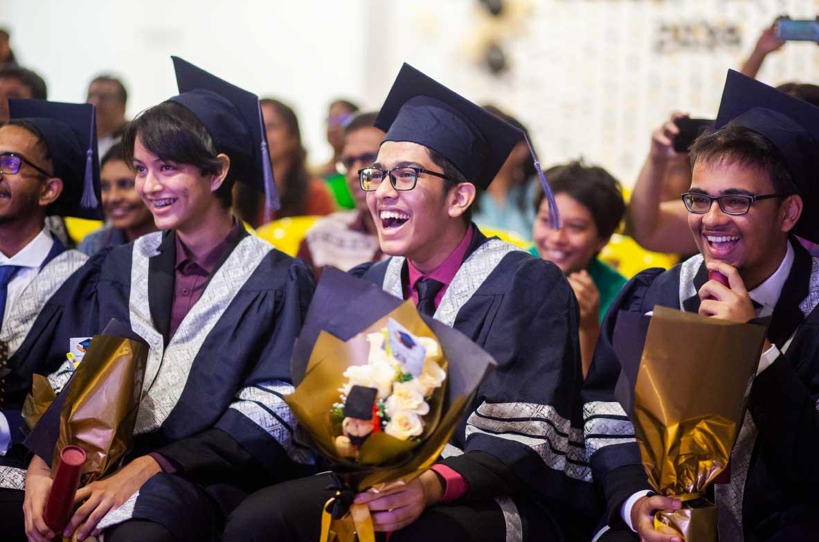 Happy Students at GIIS Kuala Lumpur School